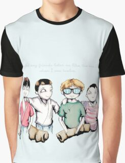 Two For Flinching Graphic T-Shirt