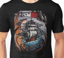 go down with the ship Unisex T-Shirt