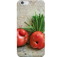 The Nosy Neighbors iPhone Case/Skin