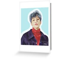 Taeil from NCT U Greeting Card