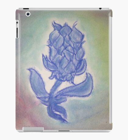 Glow Flower iPad Case/Skin