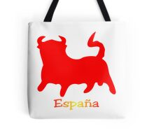 Red Bull España Tote Bag