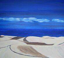 Dunes of Gran Canaria by Klaus Engels