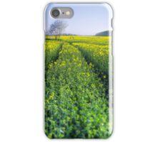 Brassica Napus. iPhone Case/Skin