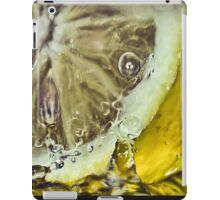 Cool Lemon. iPad Case/Skin