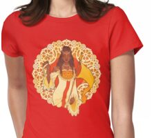Lady of Lace Womens Fitted T-Shirt