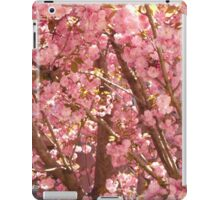 Cherry Blossoms of Late Spring iPad Case/Skin