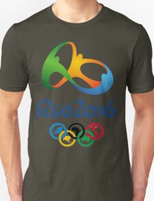 Olympics in Rio 2016 Best Logo Unisex T-Shirt