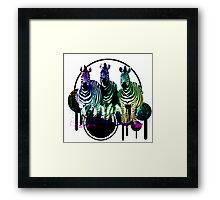Born This Way Framed Print