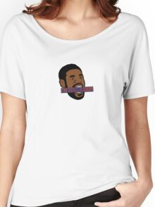 Lebron is a wimp still Women's Relaxed Fit T-Shirt