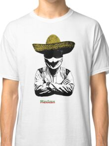 I'm The Stig's Mexican Cousin Classic T-Shirt
