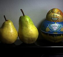 World's Greatest Pear Shape by Michael May