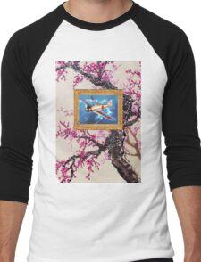 K A M I // K A Z E Men's Baseball ¾ T-Shirt