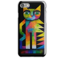 Wilfred the cat iPhone Case/Skin