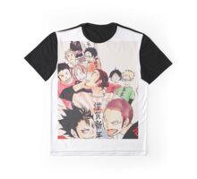 Haikyuu Graphic T-Shirt