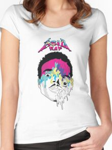 Acid RAP Women's Fitted Scoop T-Shirt