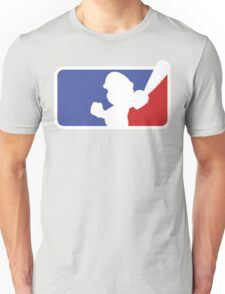 Major League Mario Unisex T-Shirt