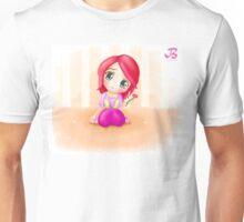 Cute Cindy Anime Manga Chibi Colorful Unisex T-Shirt