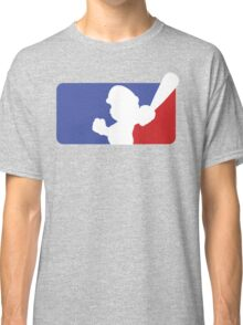Major League Mario (No Border) Classic T-Shirt