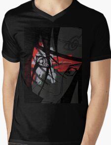 Uchiha Itachi Mens V-Neck T-Shirt