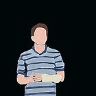 Dear Evan Hansen Drawing by Tali Natter