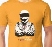 I'm The Stig's Hippie Cousin Unisex T-Shirt