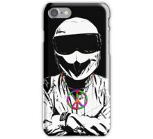 I'm The Stig's Hippie Cousin iPhone Case/Skin