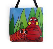 Curtis & Benny Bug Tote Bag