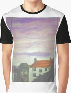sunrise by the coast Graphic T-Shirt