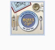"Monk's Cafe (Seinfeld) - Diner Table - ""Big Salad"" Unisex T-Shirt"