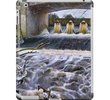 Raging River. iPad Case/Skin