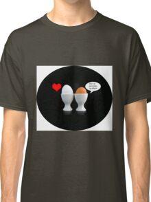 Kiss The Cook Pillow II Classic T-Shirt