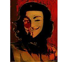 Revolucionario Photographic Print