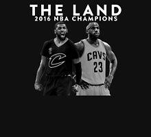 THE LAND · 2016 NBA CHAMPIONS (white) Unisex T-Shirt