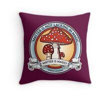 Terence Mckenna Wisdom Throw Pillow