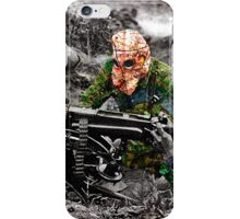 wartime : target practice iPhone Case/Skin