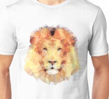 abstract lion Unisex T-Shirt