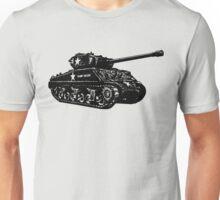 M4A3E2 Sherman Jumbo Unisex T-Shirt