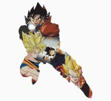 Goku DBZ  by PMckennaDesigns