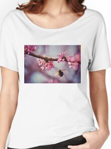 Bizzzzy Bee Women's Relaxed Fit T-Shirt
