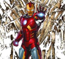 House Tony Stark - Game of Thrones Sticker