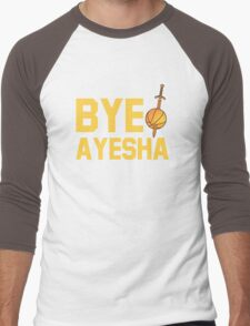 BYE AYESHA Men's Baseball ¾ T-Shirt