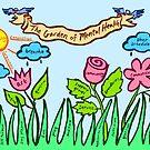 The Garden of Mental Health by Tatiana  Gill
