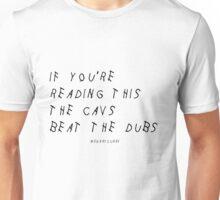 Cavs 2016 Unisex T-Shirt