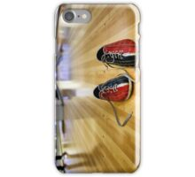 bowling time iPhone Case/Skin
