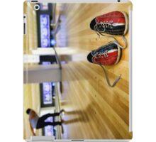 bowling time iPad Case/Skin