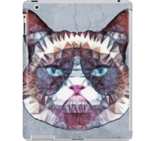 abstract cat iPad Case/Skin