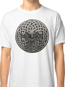 Yggdrasil Celtic Viking World Tree of Life Classic T-Shirt