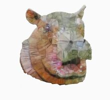 abstract hippo Unisex T-Shirt