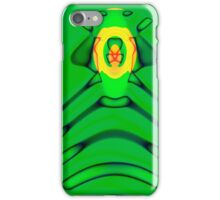 Cult of the Radioactive Frog iPhone Case/Skin